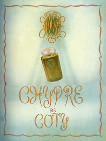 Chypre de Coty