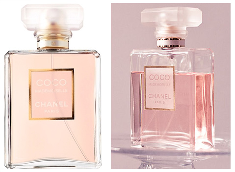 Real Bottles of Chanel Coco Mademoiselle