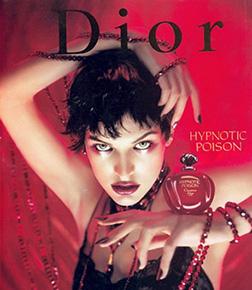 Dior Hypnotic Poison Ad